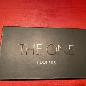 Lawless: The One Eyeshadow Palette